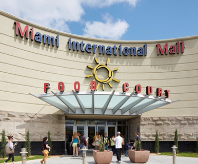View an interactive 3D center map for Miami International Mall that provides point-to-point directions along with an offline mall map.