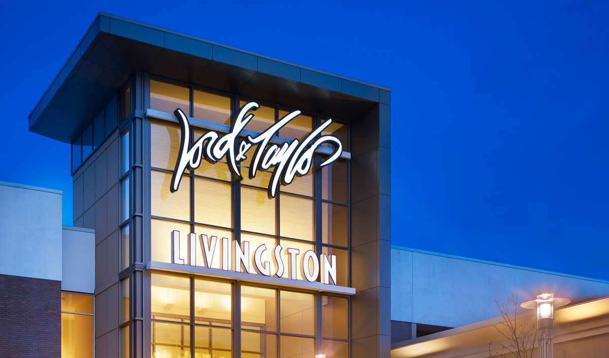 Find all of the stores, dining and entertainment options located at Livingston Mall®.