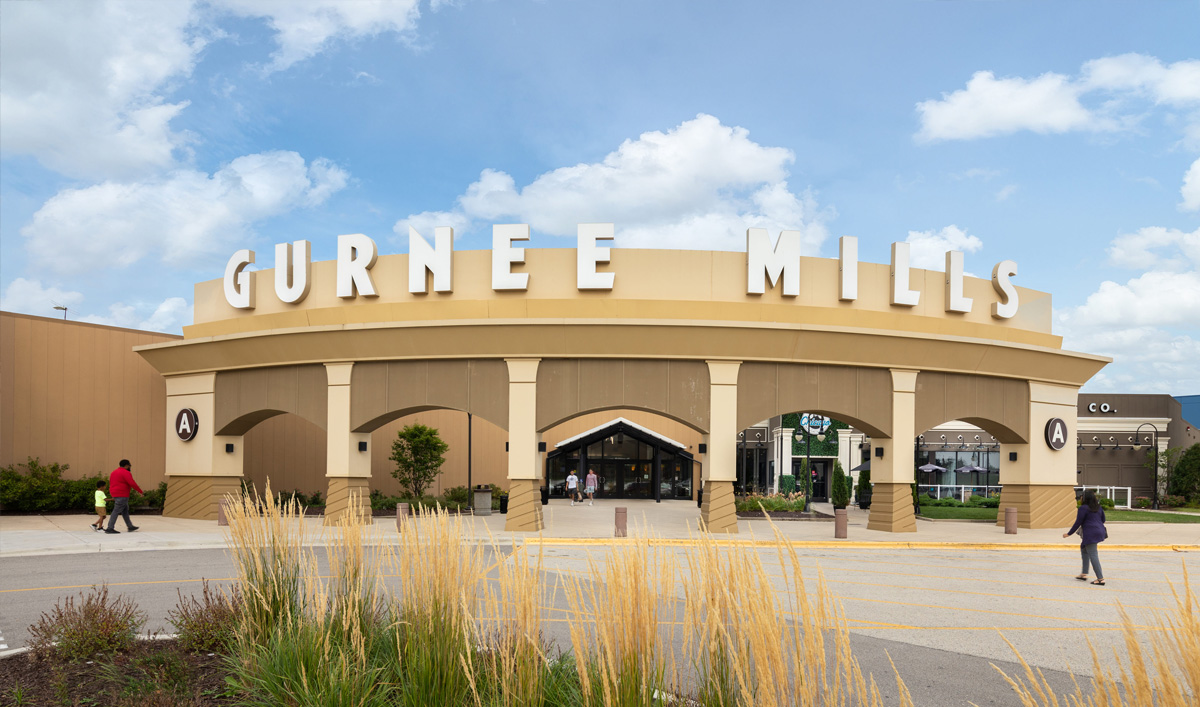 Do Business At Gurnee Mills A Simon Property