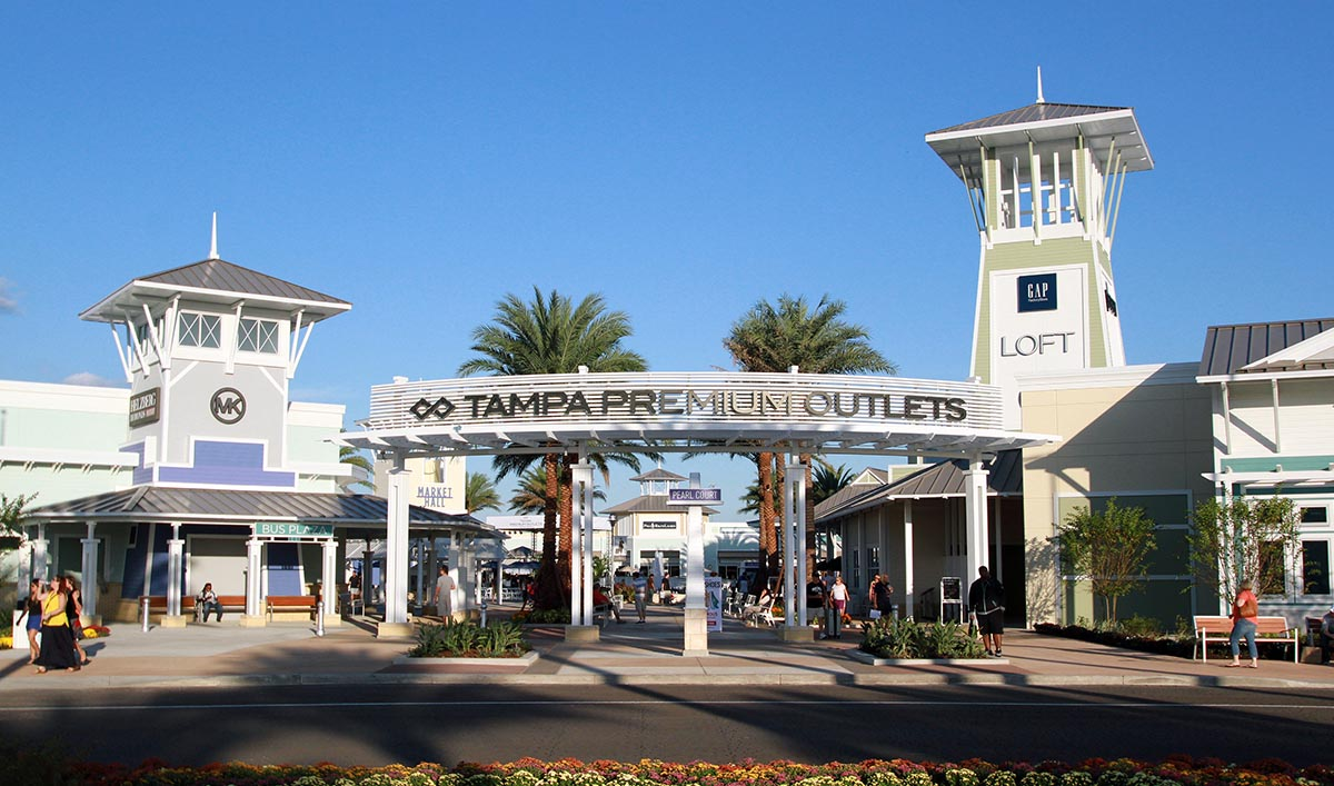 Do business at tampa premium outlets a simon property Home furniture rental tampa