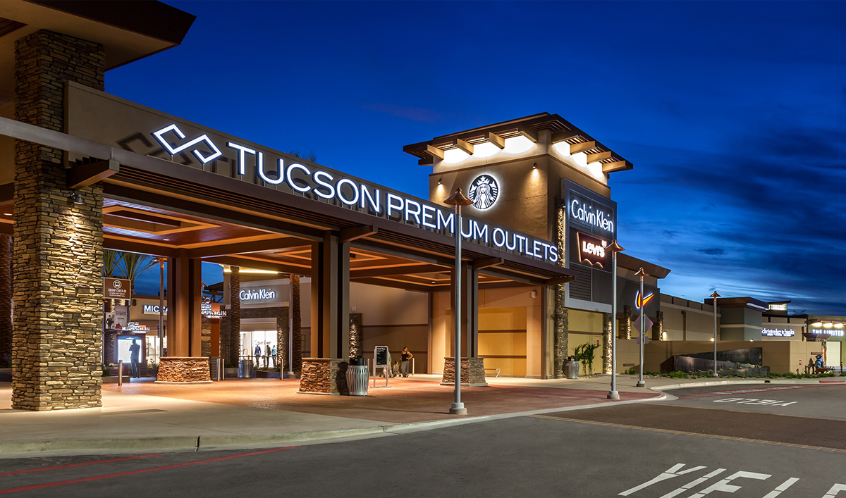 do business at tucson premium outlets a simon property. Black Bedroom Furniture Sets. Home Design Ideas