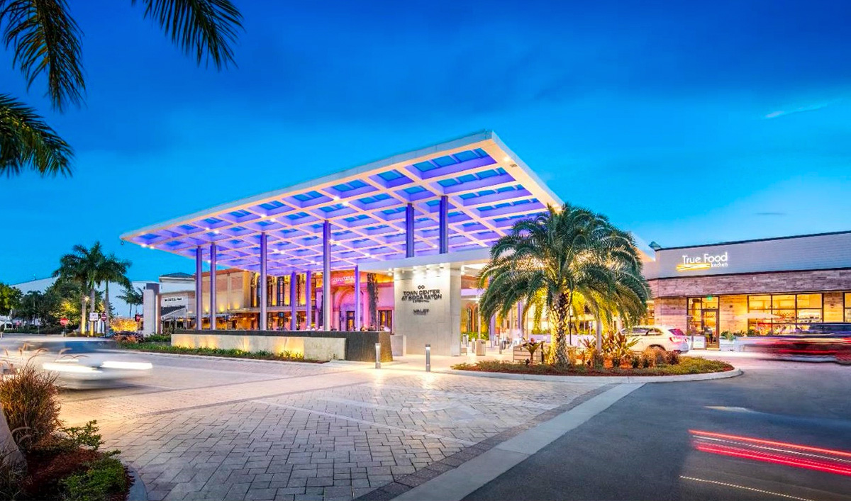 Boca Raton Shopping >> Town Center Boca Raton Florida Shopping And Entertainment Combined
