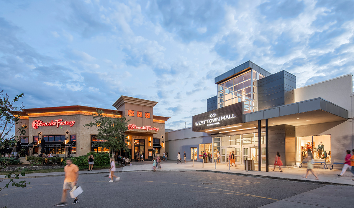 View an interactive 3D center map for West Town Mall that provides point-to-point directions along with an offline mall map.