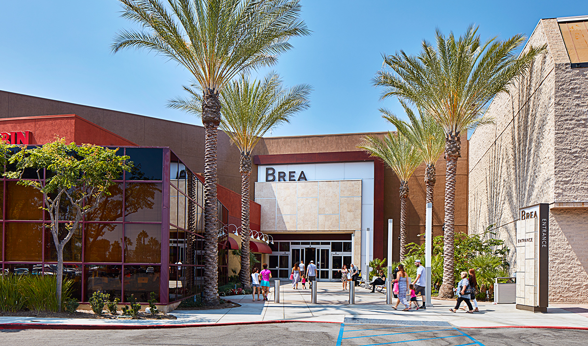 Do Business At Brea Mall A Simon Property