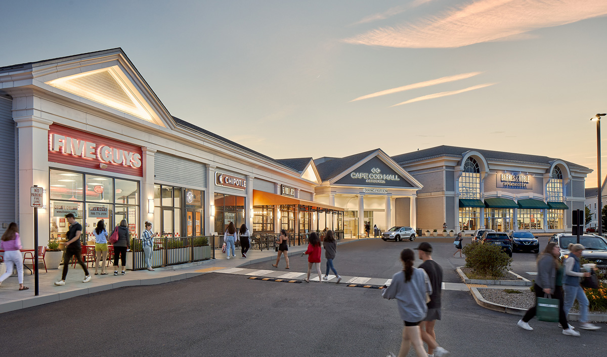 do business at cape cod mall a simon property