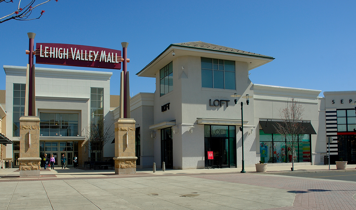 Do Business At Lehigh Valley Mall A Simon Property